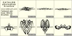 Родовые татуировки