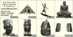 Фараон - превью кисти фотошоп