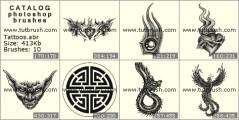 Мистические татуировки