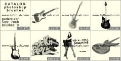 Электронные гитары
