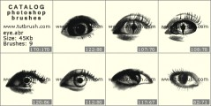 Мистические глаза