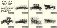 Ancient Automobiles