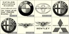 Логотипы авто