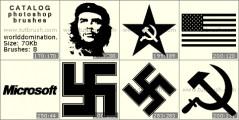 Партийные эмблемы