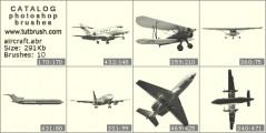 Layouts aircraft