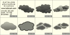 Хмаринки 3D