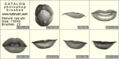 Жіночі губи
