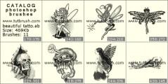 Фантастические татуировки