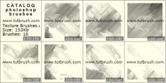 Set of textures
